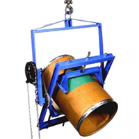 Adjusto-Karrier Drum Handling