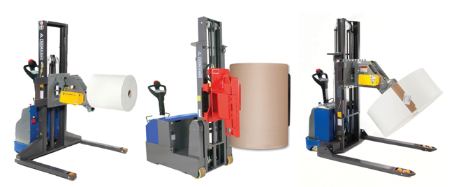 Portable Roll Handling Solutions