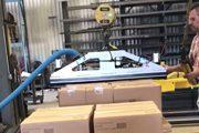 Custom Box Lifting Solution