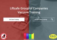 Vacuum Training